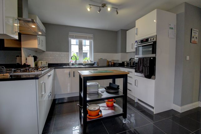 Kitchen of Leatherworks Way, Northampton NN3