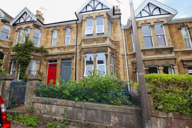 Thumbnail Terraced house for sale in Beechen Cliff Road, Bear Flat, Bath