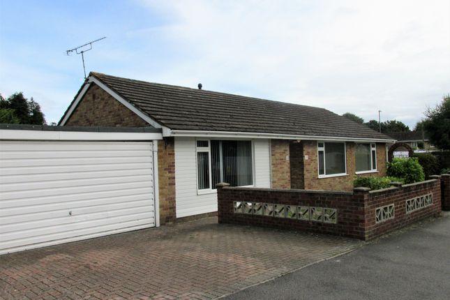 Thumbnail Detached bungalow for sale in Shamblehurst Lane South, Hedge End, Southampton, Hampshire