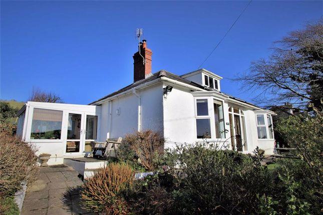 Thumbnail Detached bungalow for sale in Llandre, Bow Street