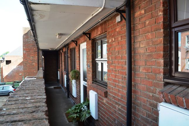Thumbnail Flat to rent in Church Mews, Wisbech