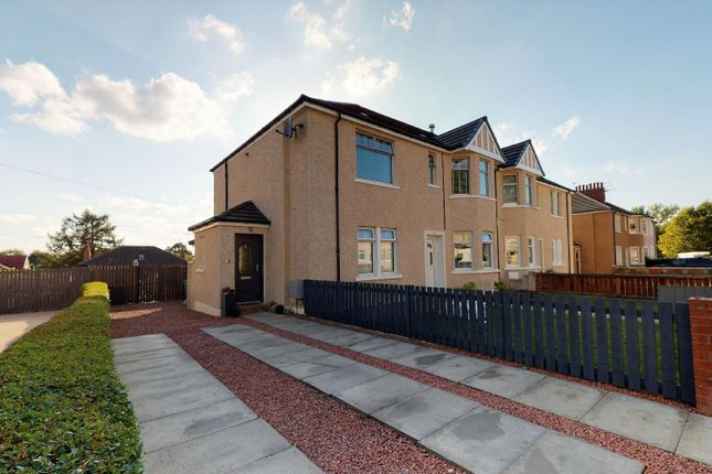 Thumbnail Flat for sale in Neilsland Drive, Motherwell