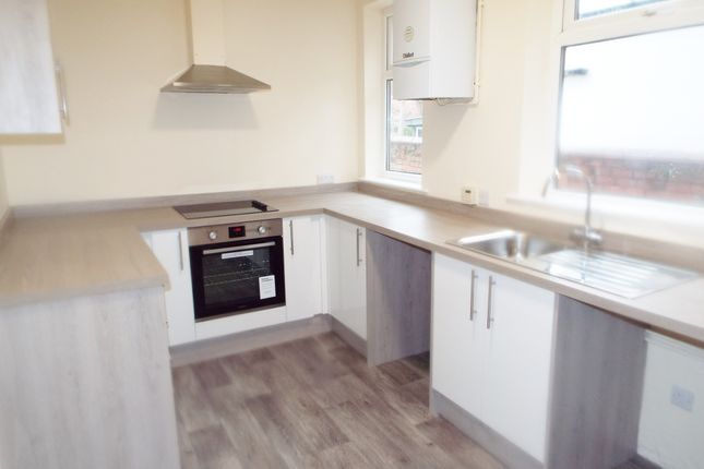 Thumbnail Semi-detached house to rent in Newcastle Avenue, Worksop, Nottinghamshire