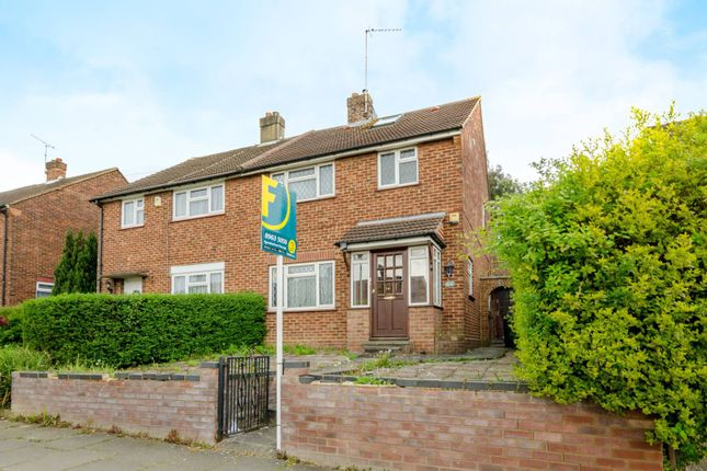 Thumbnail Bungalow to rent in Bedford Road, Mill Hill
