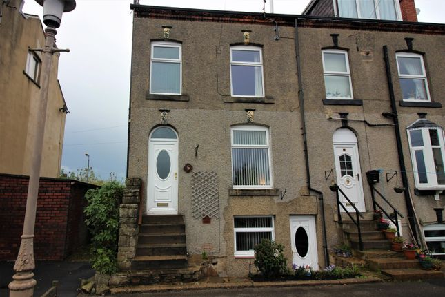 Thumbnail End terrace house to rent in Sunset Terrace, Ilkley