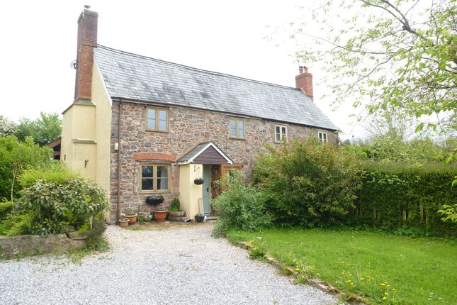 Thumbnail Semi-detached house for sale in Appledore Cottages, Burlescombe, Tiverton