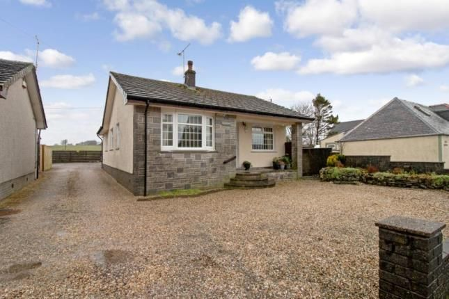 Thumbnail Bungalow for sale in Lochlibo Road, Burnhouse, Beith, North Ayrshire