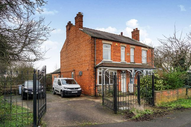 3 bed semi-detached house for sale in Nelson Lane, North Muskham, Newark NG23