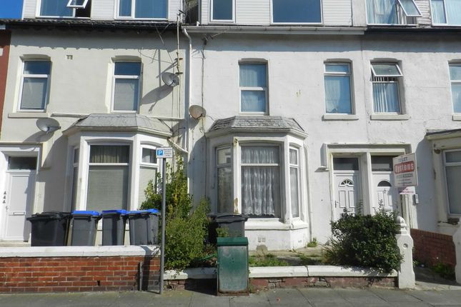 Thumbnail Flat to rent in Eaves Street, North Shore, Blackpool