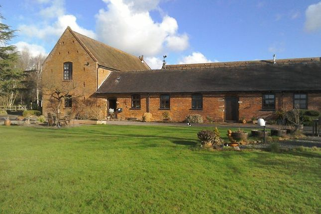 Thumbnail Barn conversion for sale in Caynton, Newport