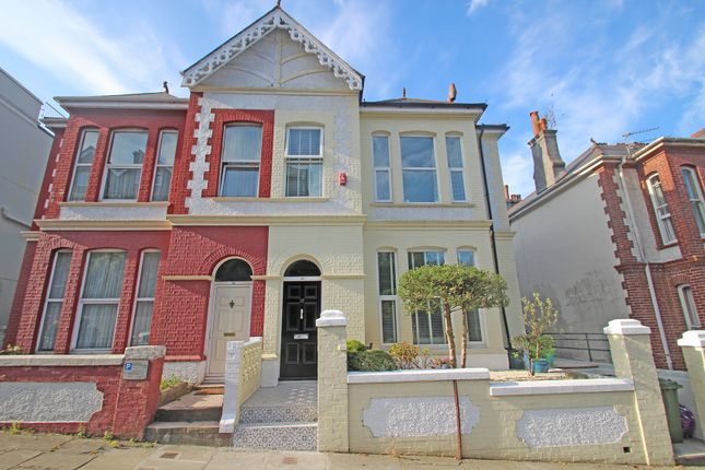 Thumbnail Semi-detached house for sale in Western College Road, Mannamead, Plymouth