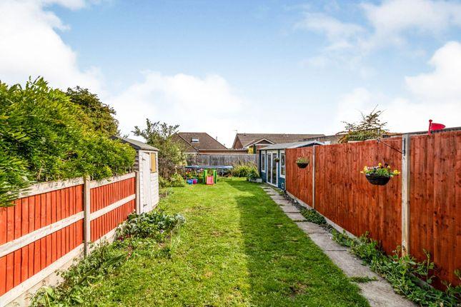 Garden of Church Lane, Chessington KT9