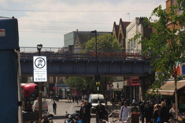 Street View of Mare Street, London E8