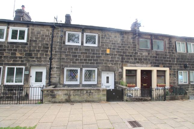 2 bed terraced house for sale in Burnley Road, Todmorden, West Yorkshire OL14