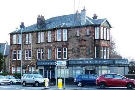 Thumbnail Flat to rent in Eastwoodmains Road, Clarkston, Glasgow