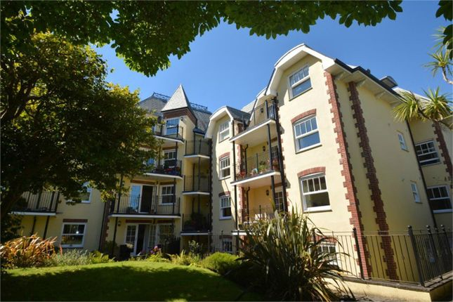 Thumbnail Flat for sale in Sea View Road, Falmouth