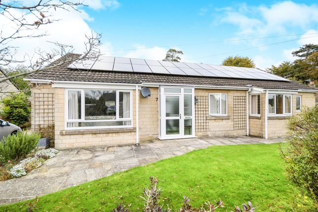 Thumbnail Detached bungalow for sale in Springfield Gardens, Whitley, Melksham