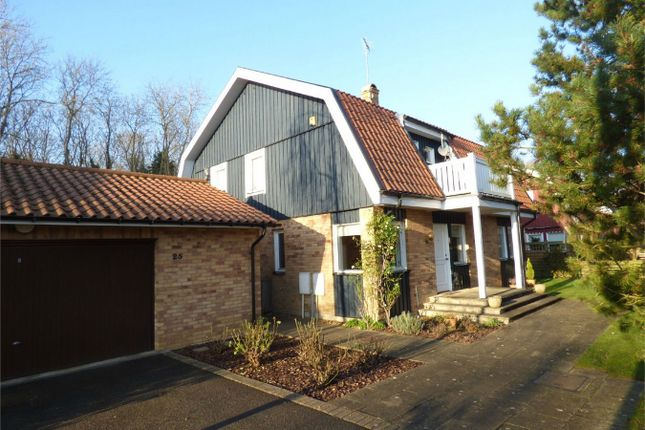 Thumbnail Detached house for sale in Svenskaby, Orton Wistow, Peterborough, Cambridgeshire