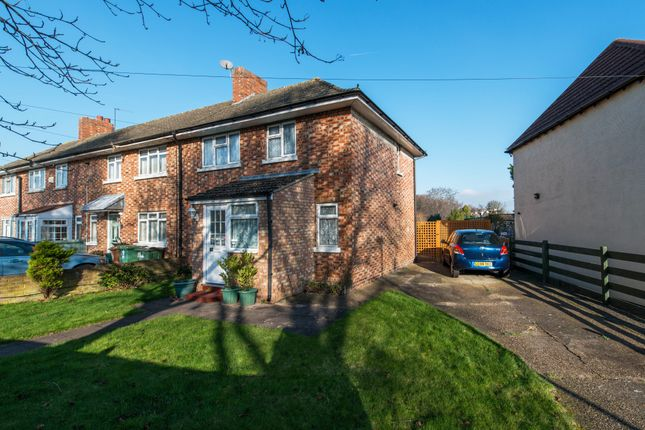 Thumbnail End terrace house for sale in Northway, Wallington