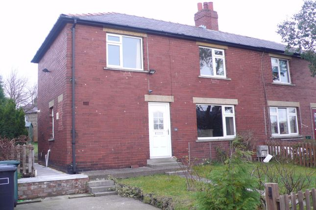 Thumbnail Semi-detached house to rent in Windmill Crescent, Skelmanthorpe, Huddersfield, West Yorkshire