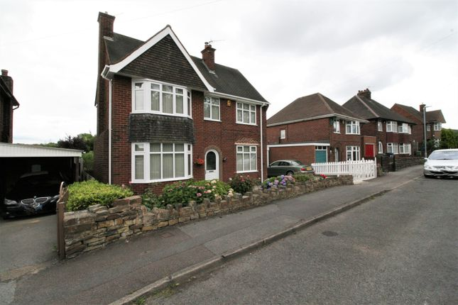 Thumbnail Detached house for sale in Chesterfield Road, Staveley, Chesterfield