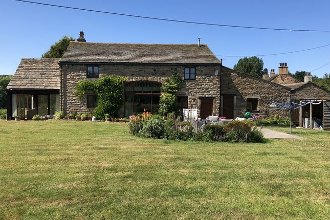 Thumbnail Detached house for sale in Inghams Barn, Burnley, Lancashire