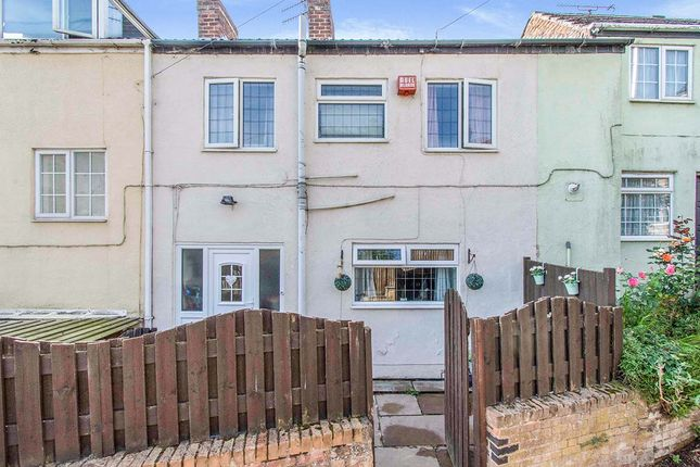 2 bed terraced house for sale in Old Hill, Conisbrough, Doncaster DN12
