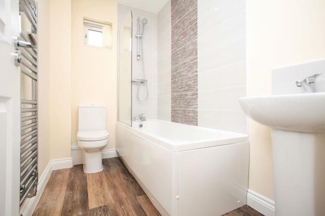 Bathroom of High Street, Barwell, Leicestershire LE9