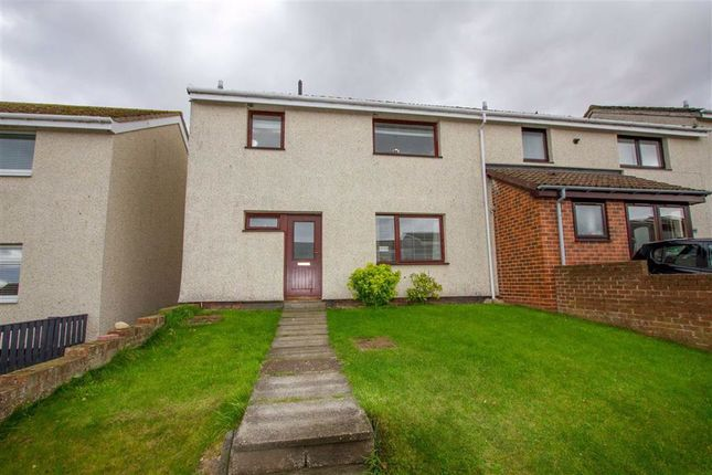 Thumbnail Terraced house for sale in Highcliffe, Spittal, Berwick-Upon-Tweed