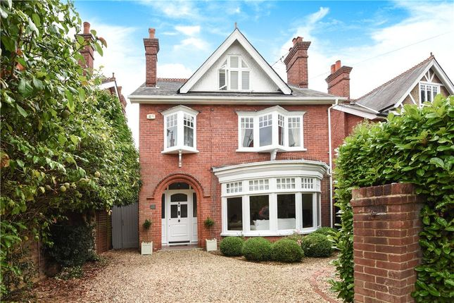 Thumbnail Detached house for sale in The Mount, Caversham, Reading