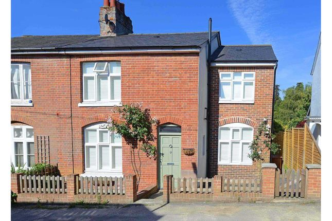 Thumbnail Semi-detached house for sale in Stafford Road, Tunbridge Wells