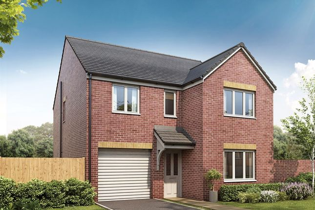 """Thumbnail 4 bed detached house for sale in """"The Kendal """" at Burlow Road, Harpur Hill, Buxton"""