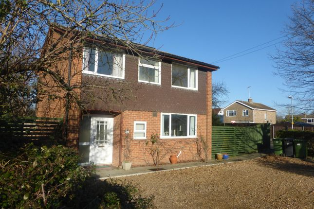 Thumbnail Property to rent in Gidding Road, Sawtry, Huntingdon
