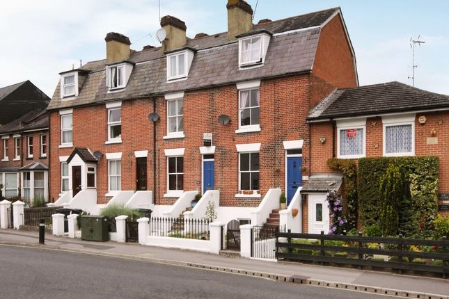 Thumbnail Flat to rent in Stockbridge Road, Winchester, Hampshire