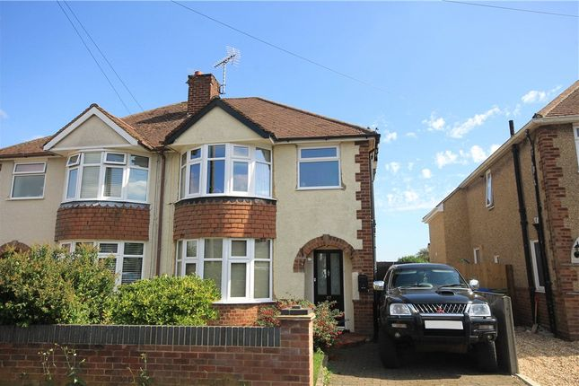 Thumbnail Semi-detached house for sale in Brighton Road, Aldershot