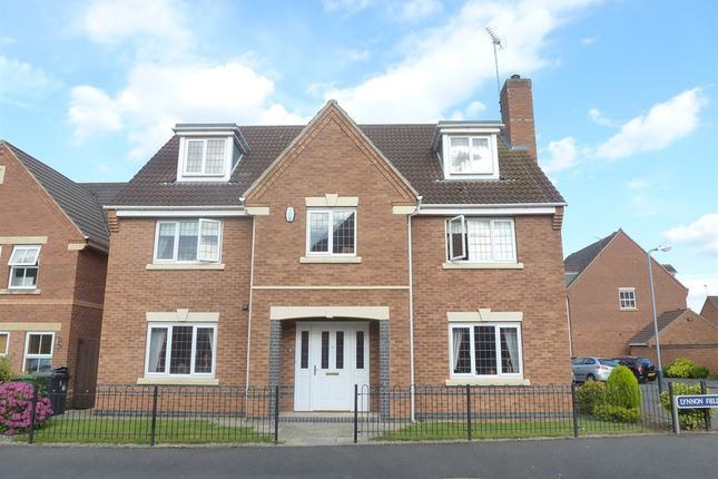 Thumbnail Detached house for sale in Lynnon Field, Chase Meadow Square, Warwick