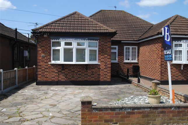 Thumbnail Bungalow for sale in Cranham Gardens, Upminster
