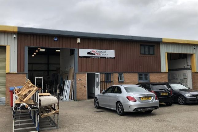Thumbnail Light industrial to let in Unit 7, Trident Business Park, Nuneaton