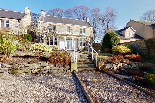 Thumbnail Detached house for sale in Rosebank, St Leonards Road, Forres