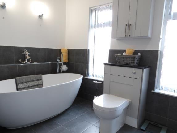Bathroom of Heacham, King's Lynn, Norfolk PE31
