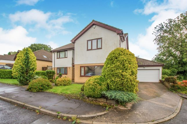 Detached house for sale in The Paddock, Lisvane, Cardiff