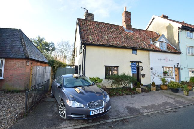 Thumbnail Cottage for sale in Glemsford, Sudbury, Suffolk