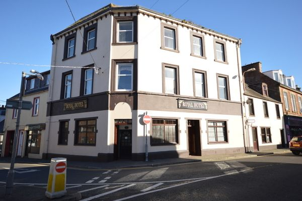 Thumbnail Hotel/guest house for sale in Hanover Street, Stranraer