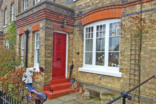 Thumbnail Terraced house for sale in Admiralty Terrace, Upnor, Rochester, Kent
