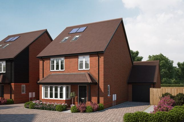 Thumbnail Link-detached house for sale in Bell Lane, Birdham, Chichester