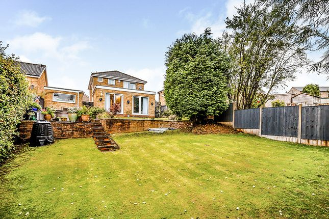 Thumbnail Detached house for sale in Park Drive, Shelley, Huddersfield, West Yorkshire