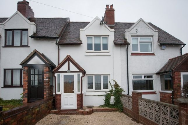 2 bed terraced house for sale in Aldridge Road, Streetly, Sutton Coldfield