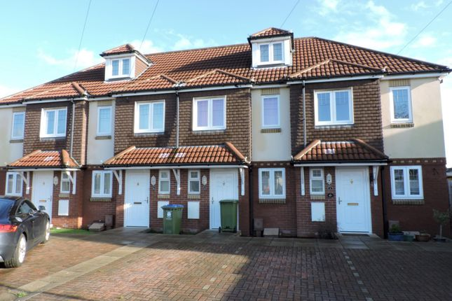 Thumbnail Terraced house to rent in Cornaway Lane, Fareham