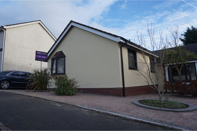 Thumbnail Detached bungalow for sale in Hound Tor Close, Paignton