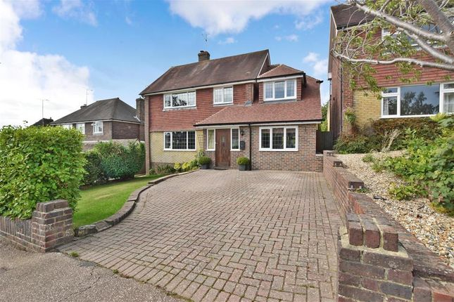 Thumbnail Detached house for sale in Musgrave Avenue, East Grinstead, West Sussex